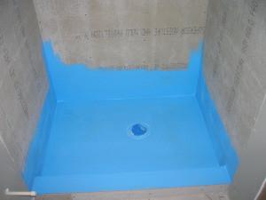 Gippsland bathroom waterproofing
