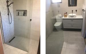 AFTER SEMAPHORE renovation bathroom