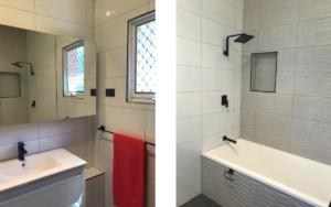 AFTER TORRENSVILLE renovation bathroom